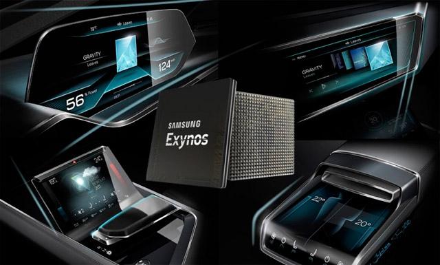 سيكون Samsung Exynos هو معالج لوحة القيادة التفاعلية من الجيل التالي من Audi 1