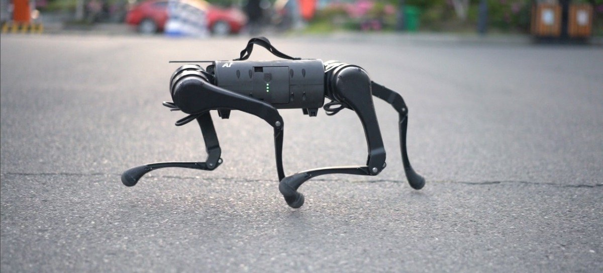"""شركة الروبوتات الصينية يونيتري تطلق A1 ، كلب آلي بسعر """"معقول"""" 1"""
