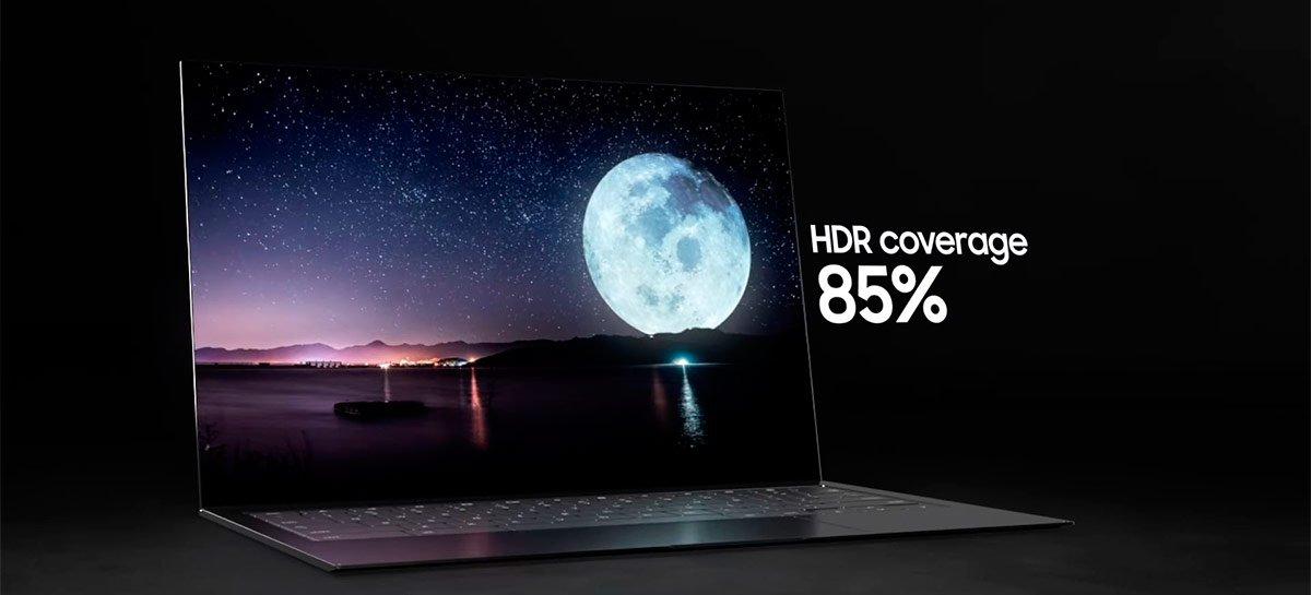 على بعد أيام فقط من CES 2021 ، وعدت سامسونج بعشرة طرازات جديدة من أجهزة الكمبيوتر المحمولة OLED 1