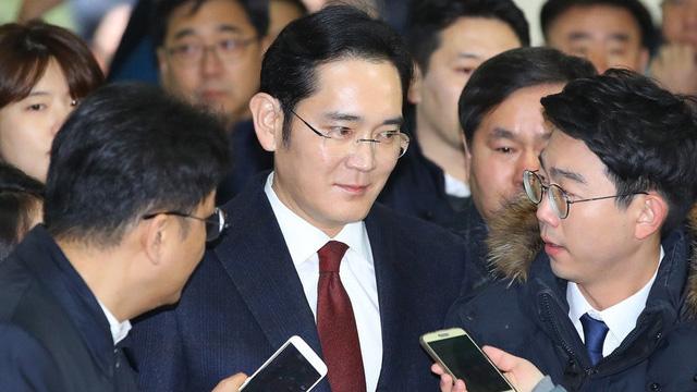 قد يتم القبض على نائب رئيس سامسونغ لتورطه في قضايا رشوة في كوريا الجنوبية 1