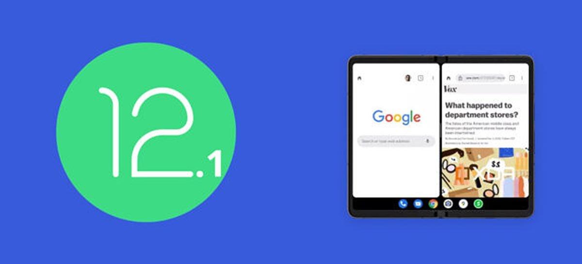 قد يشير Android 12.1 إلى إطلاق هاتف Google الذكي القابل للطي 1