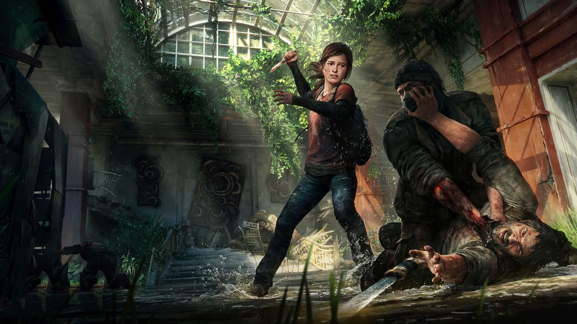 بلاي ستيشن The Last of Us