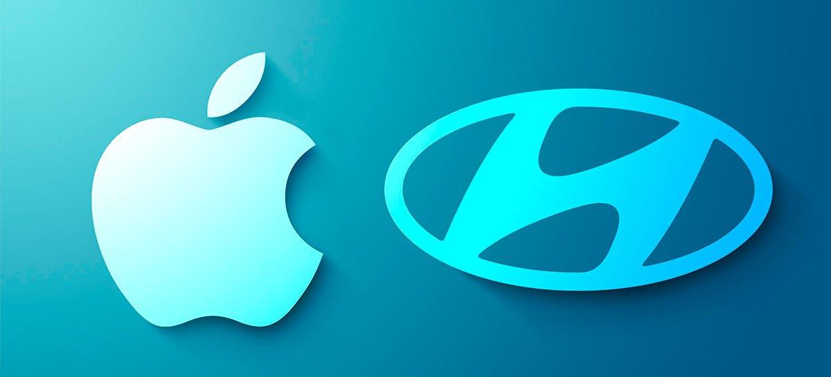 هيونداي تؤكد ذلك Apple يتحدث إلى شركات صناعة السيارات لصنع سيارة 1