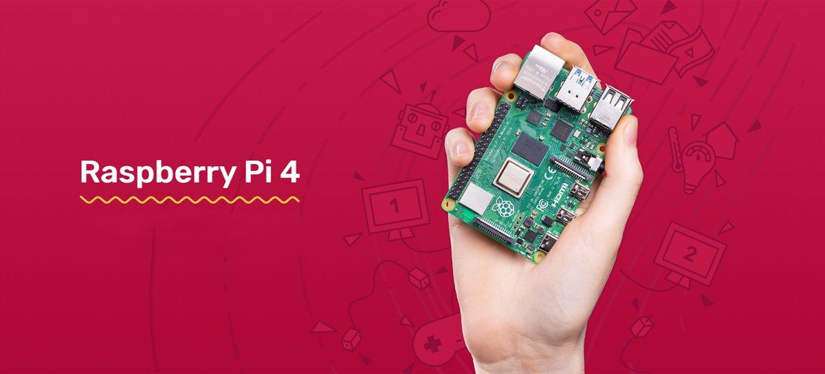 يأتي Raspberry Pi 4 مع ذاكرة وصول عشوائي سعتها 8 جيجابايت بسعر 75 دولارًا 1