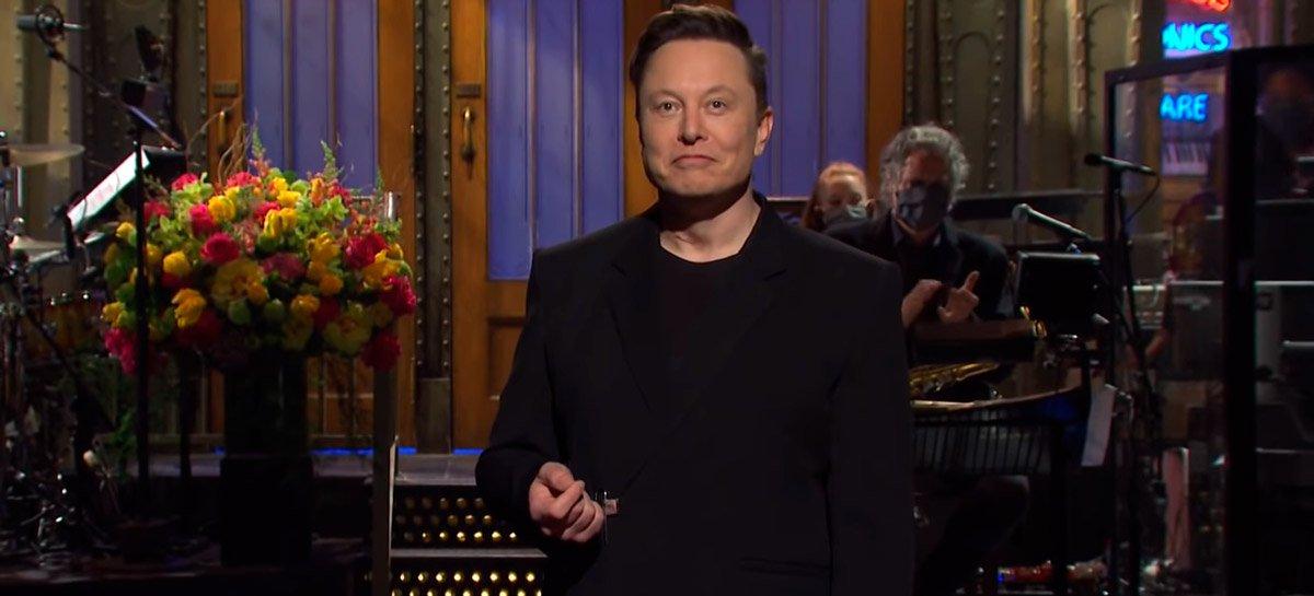 يتعطل Dogecoin بعد نكات Elon Musk على SNL ؛  كما تنخفض عملة البيتكوين 1