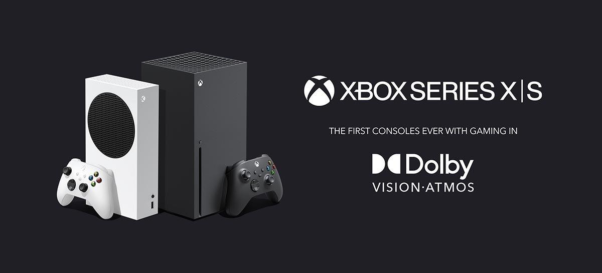 يحصل Xbox Series S و X على دعم تقنية Dolby Vision 1