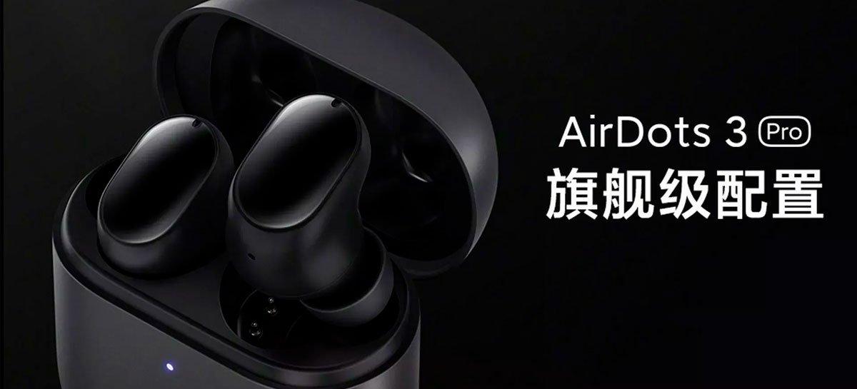 يصل Redmi AirDots 3 Pro بزمن وصول منخفض وإلغاء ضوضاء 1