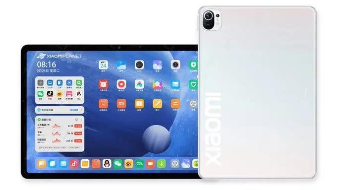 يصل Xiaomi Mi Pad 5 إلى Geekbench مع Snapdragon 870 ... 1
