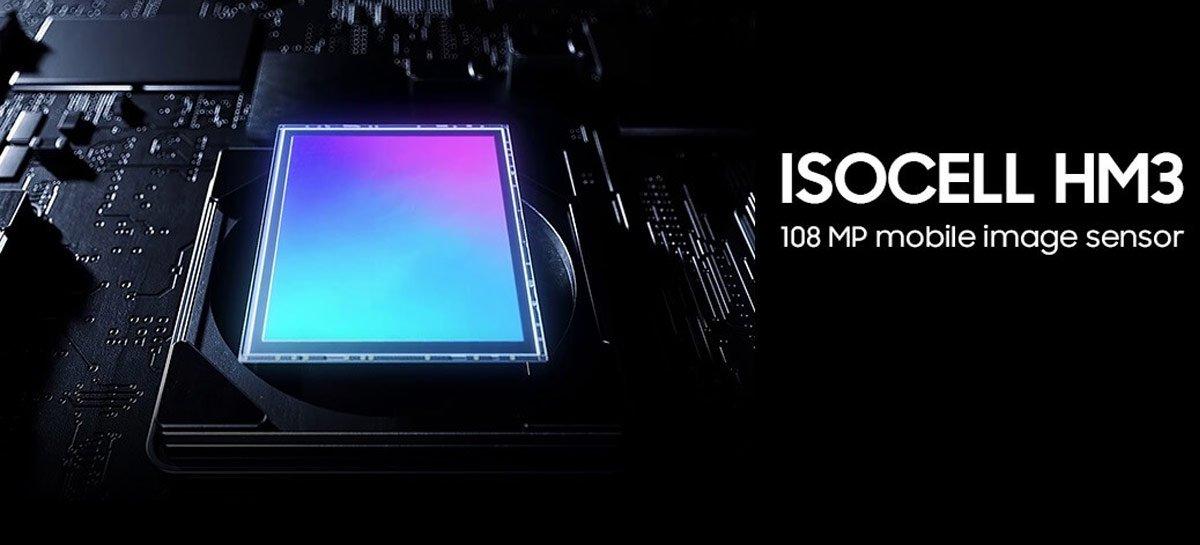 يعرض Sasmung تفاصيل ISOCELL HM3 المستخدمة في كاميرا Galaxy S21 الترا 1