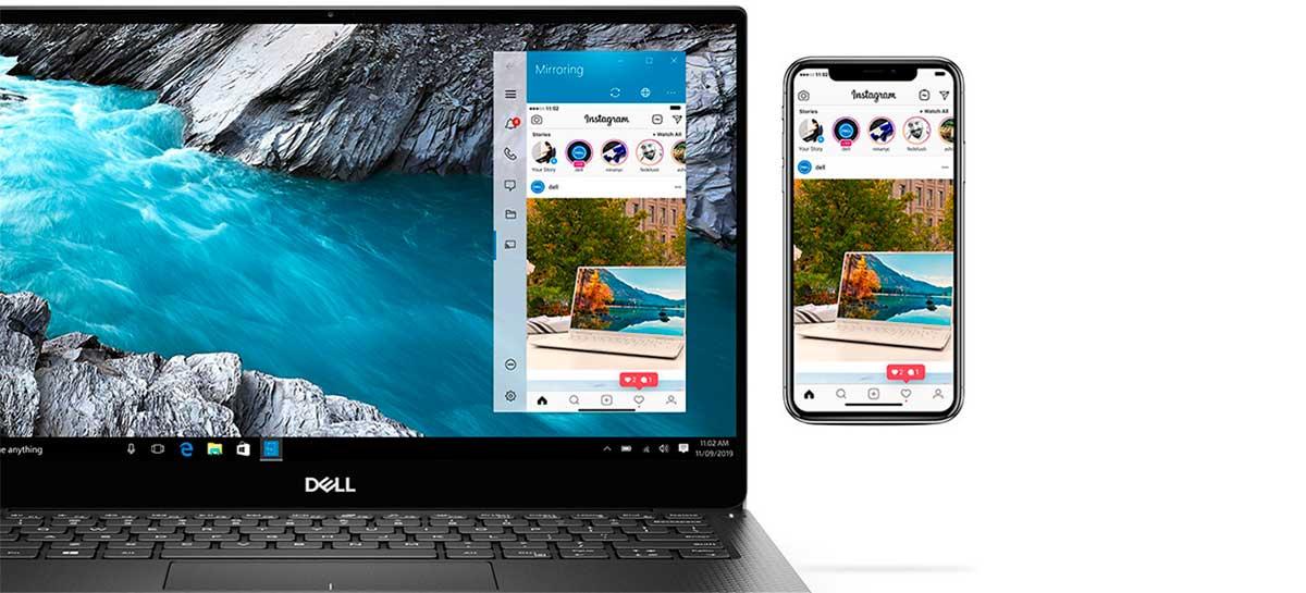 يمكن لتطبيق Dell Mobile Connect عرض شاشة iOS على الشاشة Windows 10 1