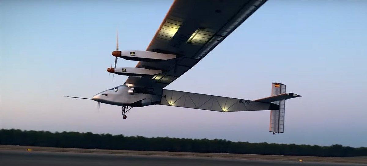 يمكن للطائرة بدون طيار التي تعمل بالطاقة الشمسية أن تطير لمدة 90 يومًا على التوالي 1