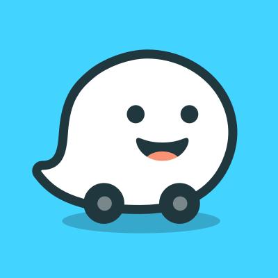 Waze - أفضل تطبيقات GPS لأجهزة iPhone