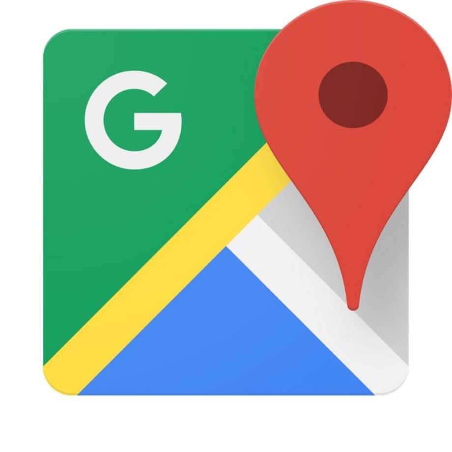خرائط Google - أفضل تطبيقات GPS لأجهزة iPhone