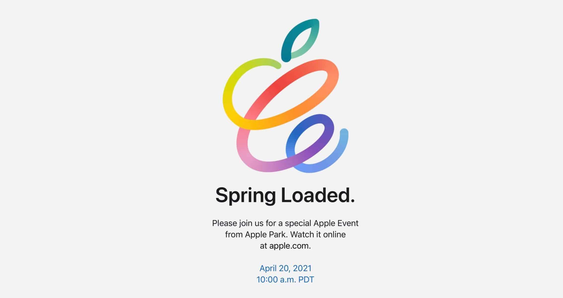 Apple  حدث