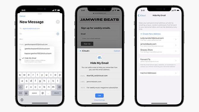 Apple يتميز بـ iCloud + مع VPN والمزيد من ميزات الخصوصية 2