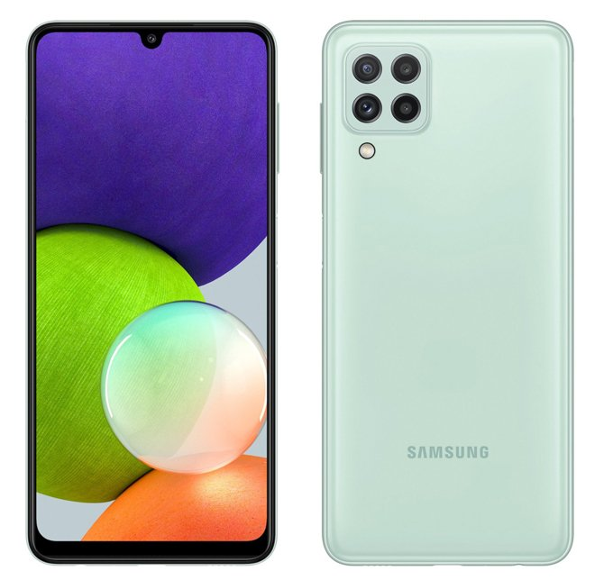 تعلن سامسونج عن smartphones Galaxy  A22 5G و Galaxy أ 22
