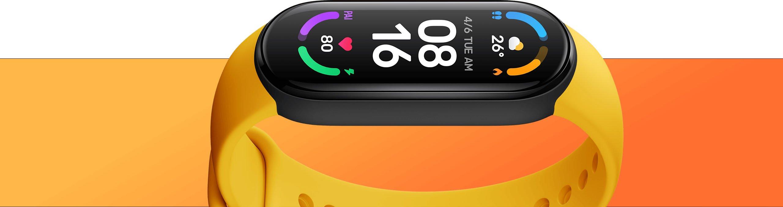 Mi Band 6: تحقق من النطاق الذكي لـ Xiaomi مع شاشة أكبر والعديد من الميزات 2