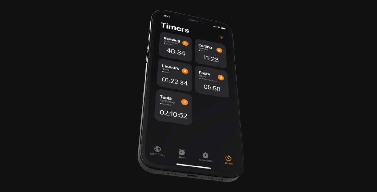 يتميز مفهوم iOS 15 بتقسيم الشاشة وأدوات قفل الشاشة والمزيد 2