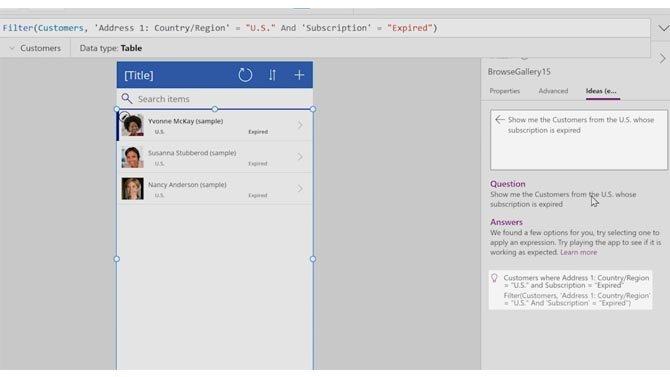 تساعد تقنية Microsoft أي شخص في إنشاء تطبيق إنتاجي 2