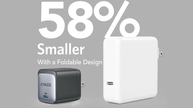 تطلق Anker الجيل الثاني من أجهزة شحن GaN الأصغر والأكثر كفاءة 2