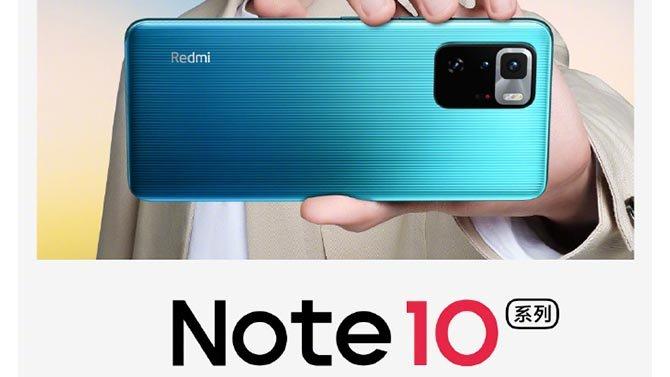 Redmi جديد Note 10 سيكون له شاشة مع تحديث 120 هرتز التكيفي 2