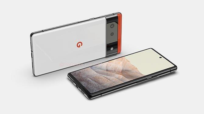 سيكون Pixel 6 و Pixel 6 Pro هما الإصداران smartphones أقوى إصدار أصدرته Google 2