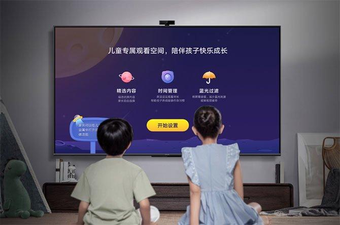 أطلقت هواوي تلفزيون ذكي Smart Screen SE مع شاشة 4K ونظام HarmonyOS 2.0 2