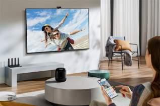 أطلقت هواوي تلفزيون ذكي Smart Screen SE مع شاشة 4K ونظام HarmonyOS 2.0 4