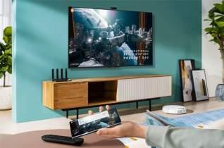 أطلقت هواوي تلفزيون ذكي Smart Screen SE مع شاشة 4K ونظام HarmonyOS 2.0 6
