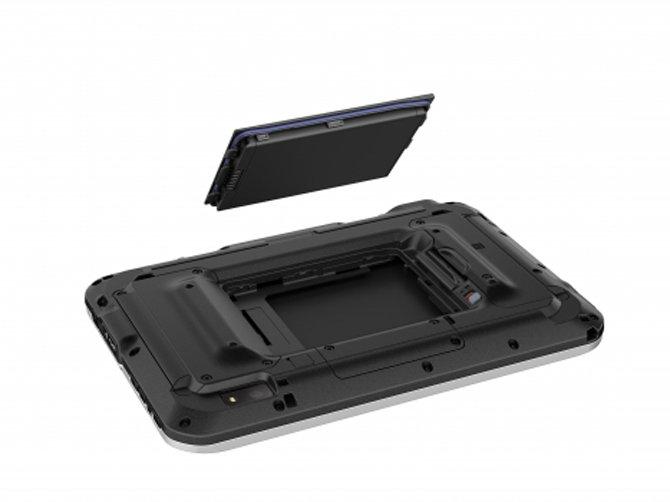 باناسونيك Toughbook S1 هو جهاز لوحي بهيكل مقوى وبطارية قابلة للاستبدال 2