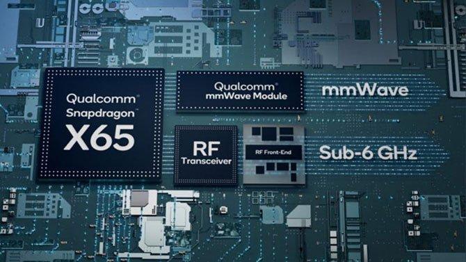 أطلقت كوالكوم مودم Snapdragon X65 للتوصيل والتشغيل 5G المتوافق مع أجهزة الكمبيوتر المحمولة 2