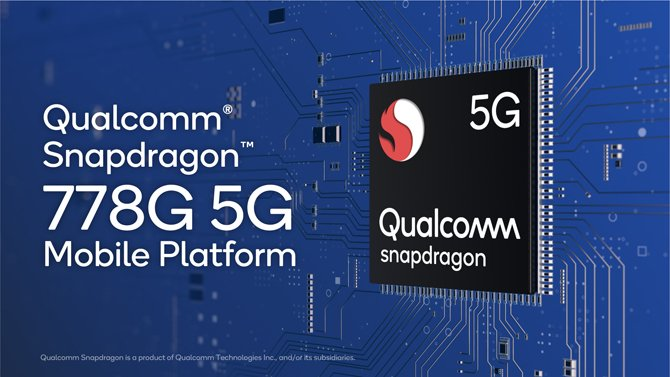 أعلنت شركة كوالكوم عن معالج Snapdragon 778G ، شريحة الهاتف الخليوي الوسيطة الجديدة