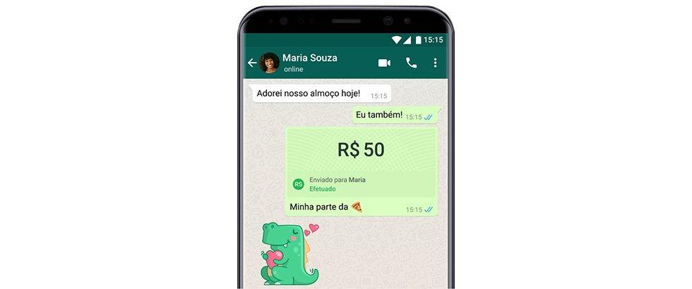 تعرف على كيفية تنشيط واستخدام مدفوعات Whatsapp على هاتفك المحمول 5