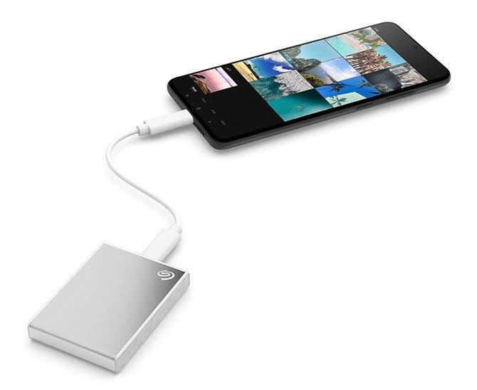 يصل SSD الخارجي Seagate One Touch بسرعات تصل إلى 1030 ميجابايت / ثانية 2