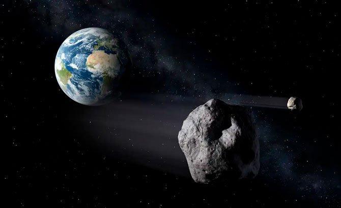 يدافع Elon Musk عن حل لتجنب اصطدام الكويكبات بالأرض 2