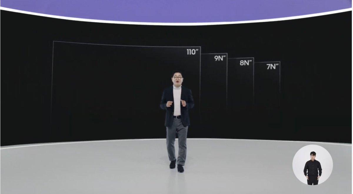 تقدم شركة Samsung Neo QLED والتقنيات التي ستكون على أجهزة التلفزيون الخاصة بك في النظرة الأولى لعام 2021 12