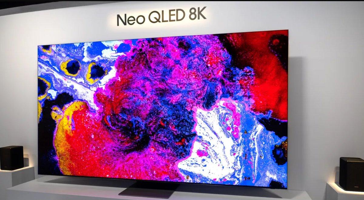 تقدم شركة Samsung Neo QLED والتقنيات التي ستكون على أجهزة التلفزيون الخاصة بك في النظرة الأولى لعام 2021 13