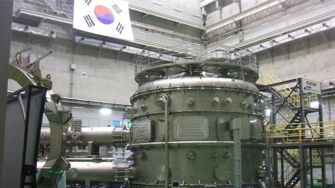 """تولد """"الشمس الاصطناعية"""" في كوريا الجنوبية 7 أضعاف الطاقة التي تولدها اللب الشمسي 3"""