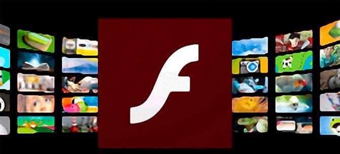 ذهب دعم Adobe Flash Player - انظر ماذا يحدث 3
