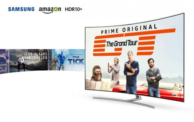 أعلنت شركة Samsung عن دعمها لـ HDR10 + Adaptive على أجهزة تلفزيون QLED