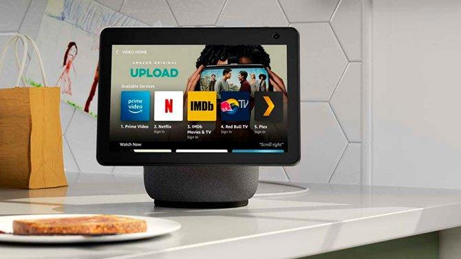 من الممكن الآن رؤية Netflix على شاشة Amazon عرض الصدى 2