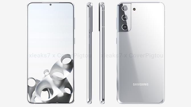 Galaxy يتفوق S21 Plus مع Snapdragon 888 على iPhone 12 Pro Max في المعيار 2
