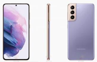 صور سامسونج Galaxy S21 و S21 + تسرب وإظهار تفاصيل الجهاز 4
