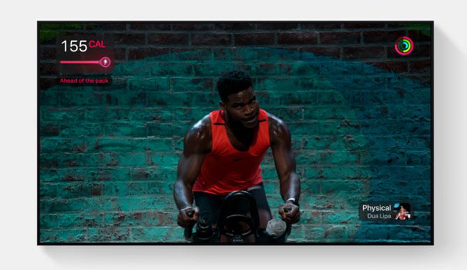 Apple يجلب TVOS 14.3 إصلاحات عامة و Fitness + 2
