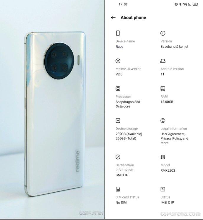 أنت smartphones أقوى منتج في العالم يصل في يناير 2021 - شاهد النماذج! 10