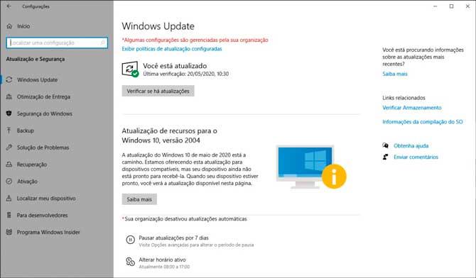 Windows 10 قد تحديث: خطوة بخطوة للتحديث اليدوي 4