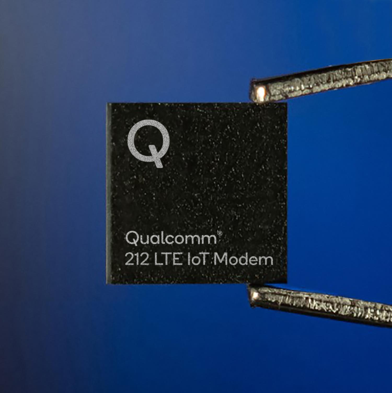 أعلنت شركة كوالكوم عن مجموعة شرائح NB2 IoT الأكثر كفاءة في الطاقة في العالم 2