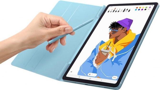 سامسونج Galaxy يحتوي Tab S6 Lite على شاشة 10.4 بوصة وبطارية 7.040 مللي أمبير في الساعة