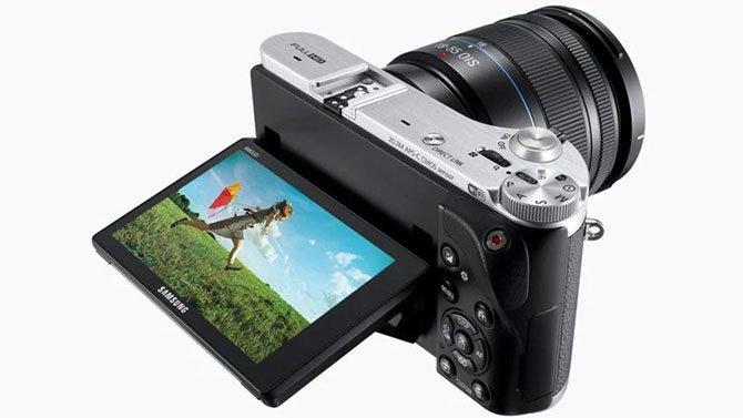 سامسونج تطلق كاميرا NX Ultra الجديدة بدقة 108 ميجابكسل مع نظام أندرويد 2