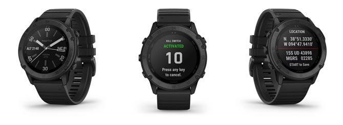 أطلقت Garmin Tactix Delta ، ساعة ذكية مصممة وفقًا للمعايير العسكرية 2
